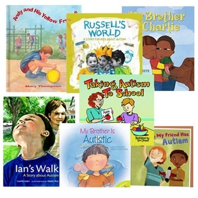Learning About Autism Book Set