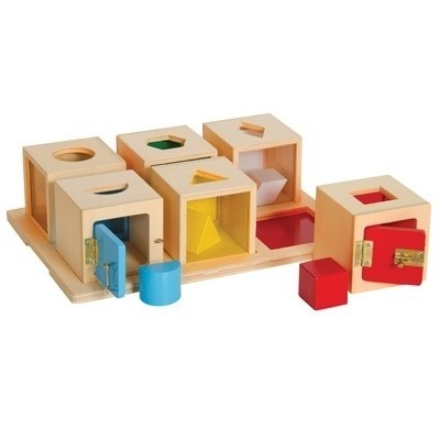 Peekaboo Lock Boxes