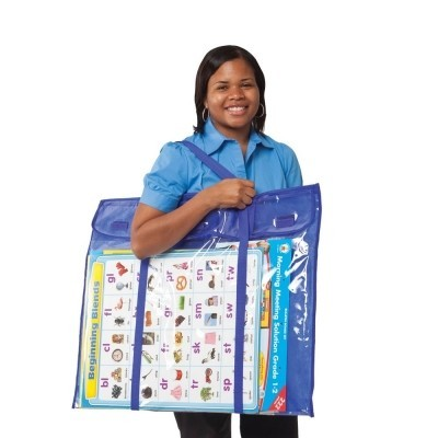Deluxe Bulletin Board Storage Bag