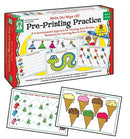 Write On/Wipe Off Cards - Pre-Printing Practice