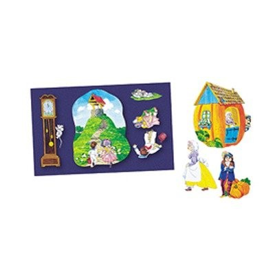 Nursery Rhymes Flannelboard Sets - Set 1
