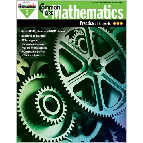 Common Core Mathematics - Grade 1