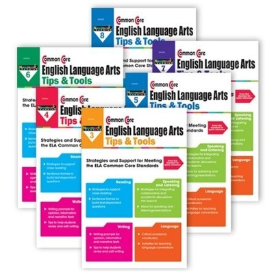 Common Core ELA Tips & Tools