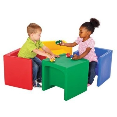 Chair Cube (Primary Set of 4)