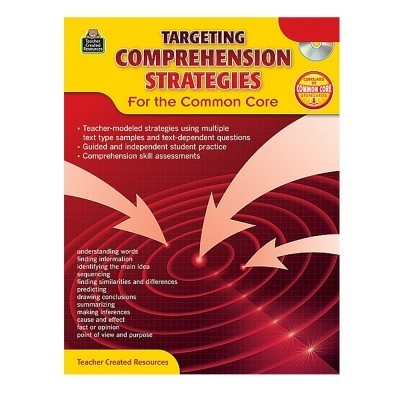 Targeting Comprehension Strategies For The Common Core