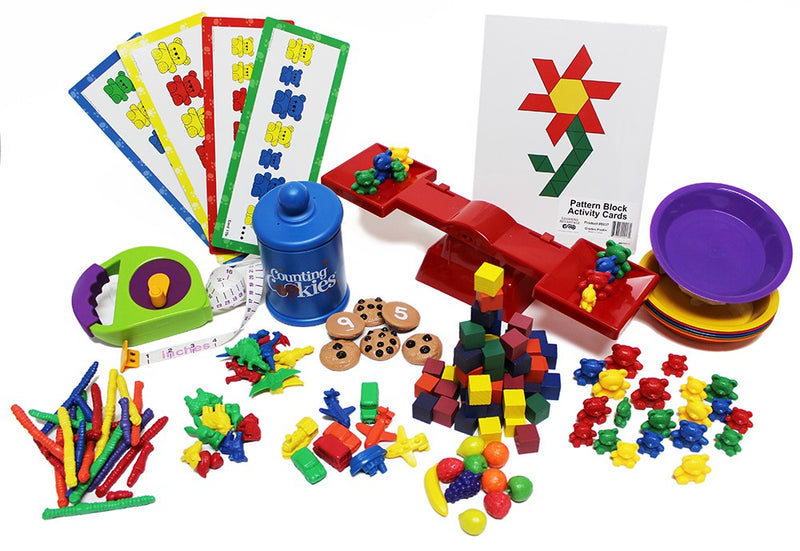STEM Early Childhood Math Kit