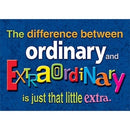 Argus® Poster: The Difference Between Ordinary and Extraordinary