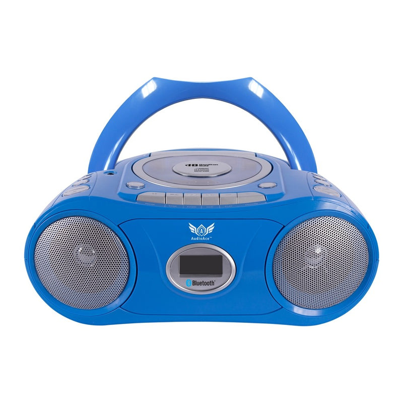Portable CD Player/Cassette Boom Box