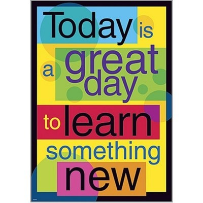 Argus® Poster: Today Is A Great Day