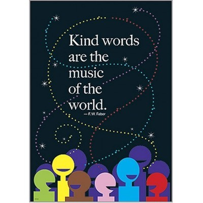 Argus® Poster: Kind Words