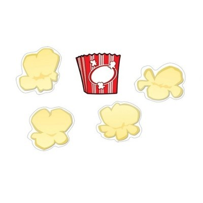 Popcorn & Boxes Cut Outs