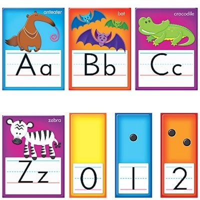 Awesome Animals Alphabet Bulletin Board Set