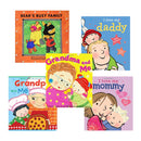 Family Time Board Books (Set of 5)