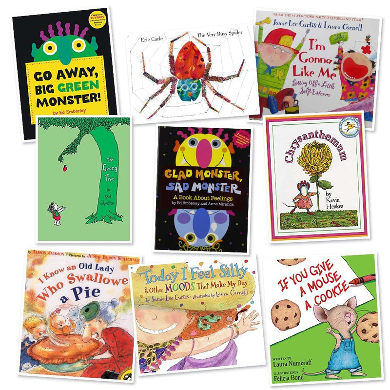 More Classroom Favorites Hardcover Book Set
