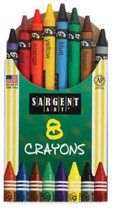 Regular Size Crayons