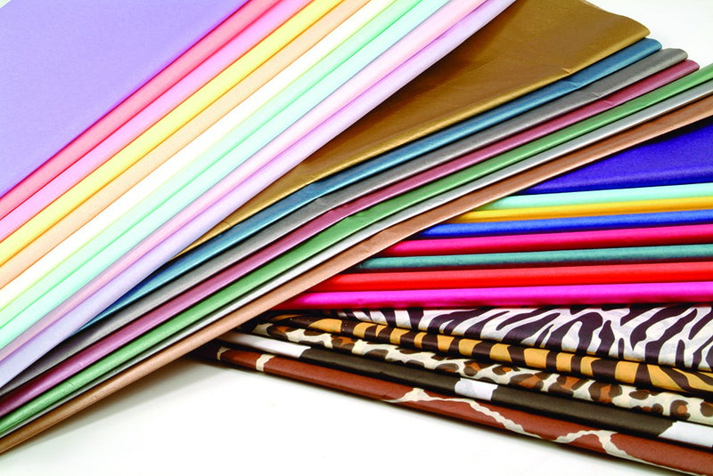 Assorted Art Tissue (20 sheets)