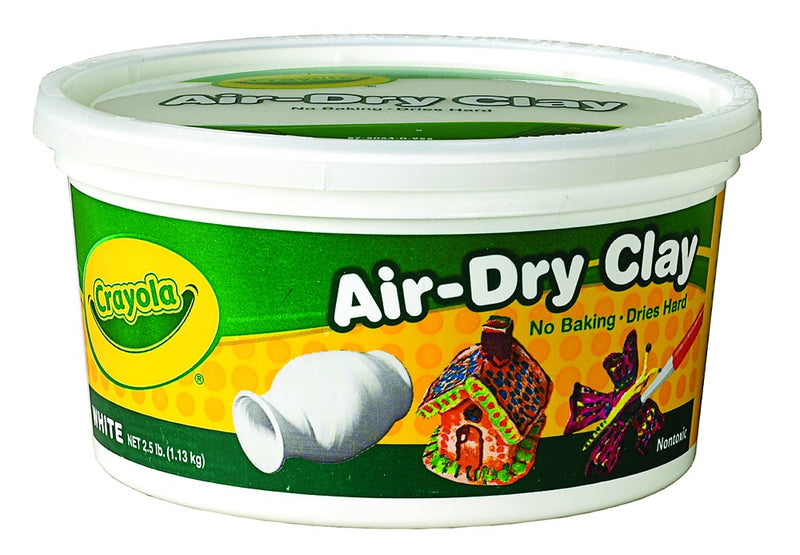 Crayola Air-Dry Clay (2½lb)