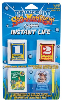 Sea Monkeys Original Instant Life