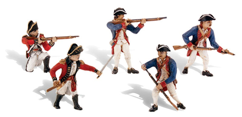 Revolutionary War Setters