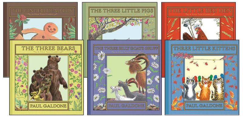 Classic Tales Hardcover Book Set