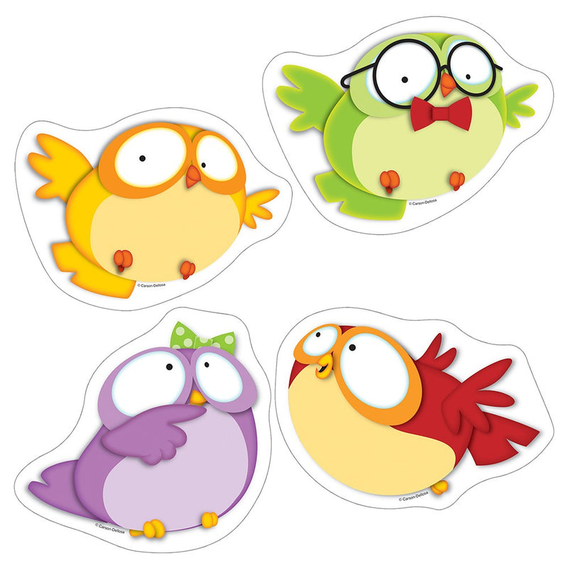 Owl Pals Cut-Outs