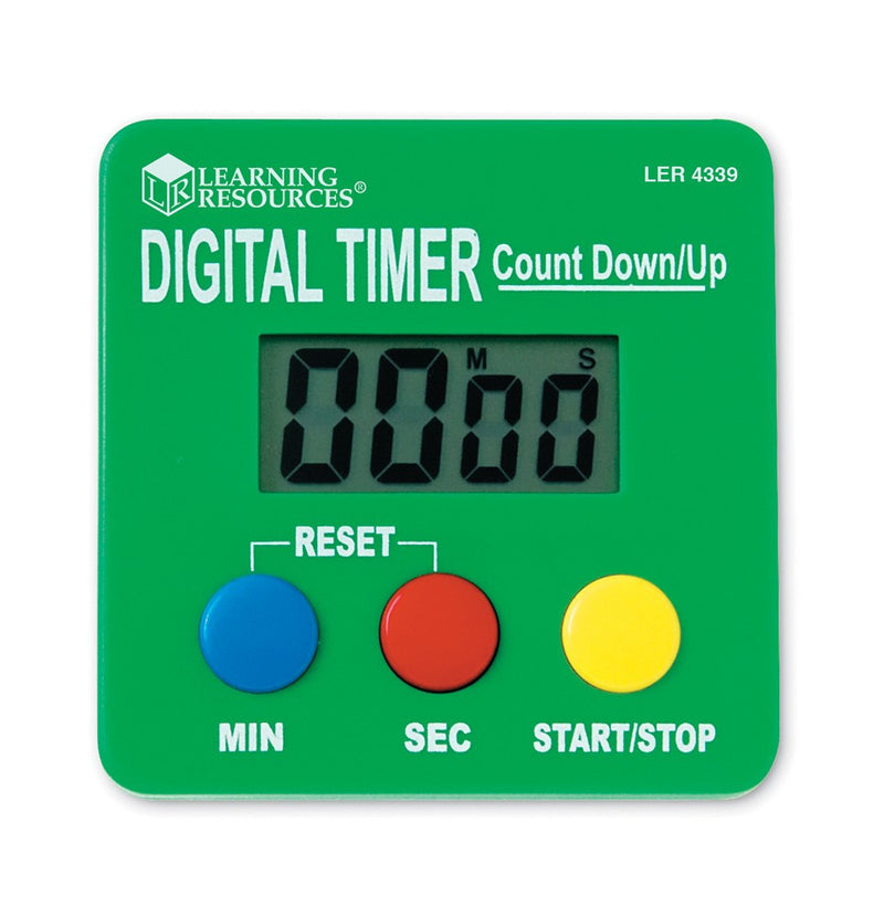 Digital Timer, Count Down/Up