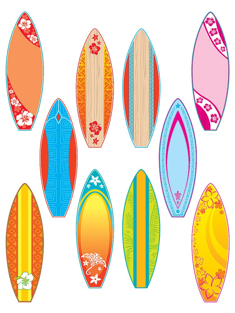 Surfboards Cut-Outs