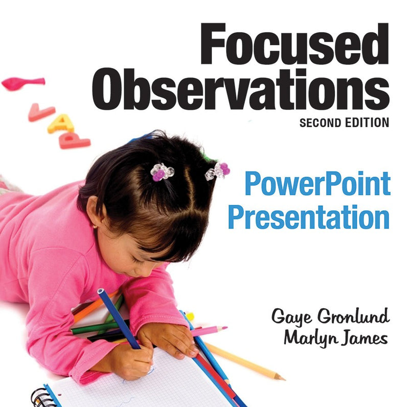 Focused Observations Powerpoint Presentations