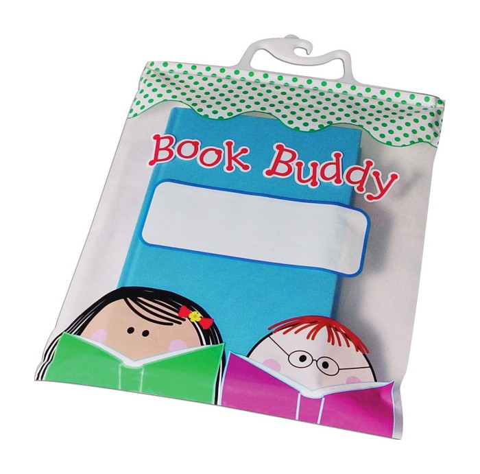 Book Buddy Bags (Pack of 6)