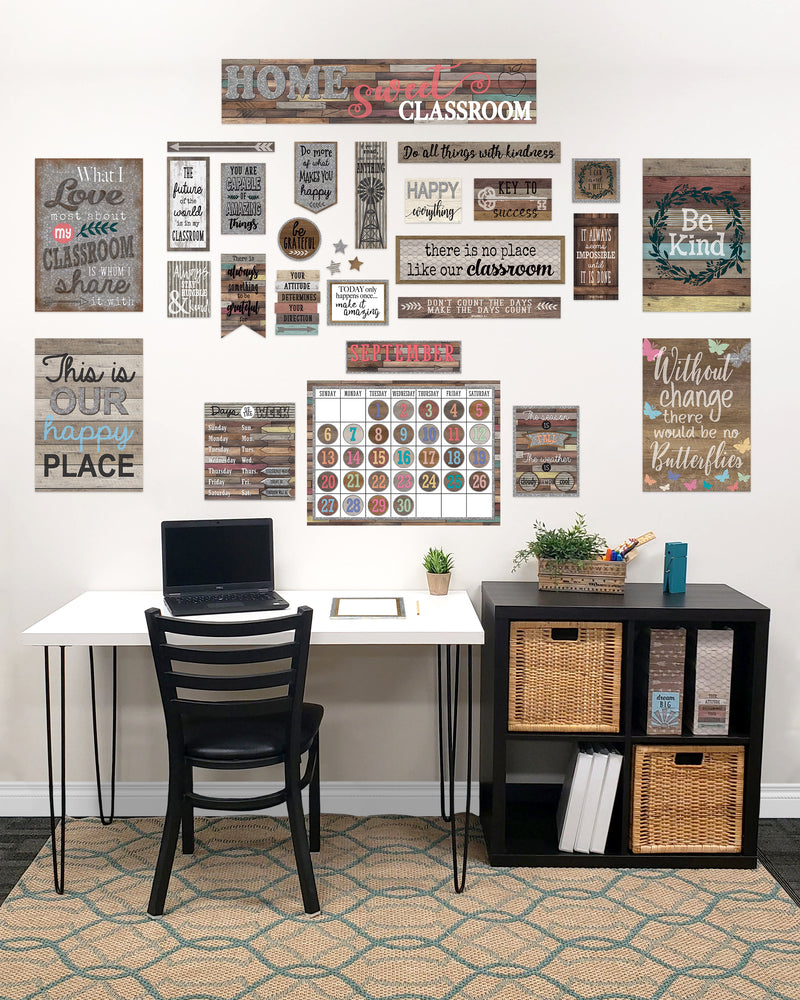 Home Sweet Classroom Classroom At Home Décor Kit