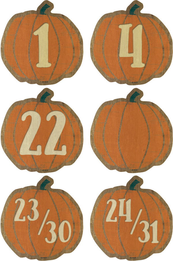 Home Sweet Classroom Pumpkins Calendar Days