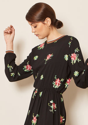 MEDLEY FLOWER DRESS