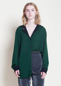 GREEN MEDLEY SHIRT