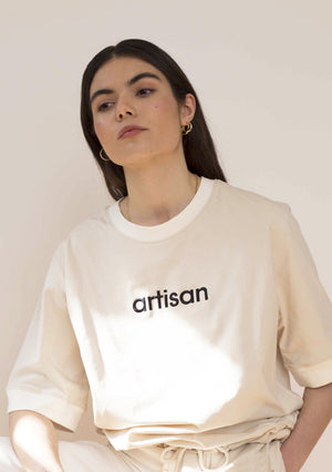 ARTISAN T-SHIRT SWEATER