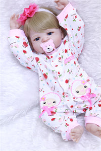 Reborn Doll Princess full body Soft