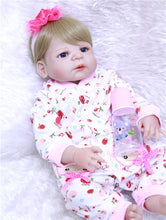 Load image into Gallery viewer, Reborn Doll Princess full body Soft