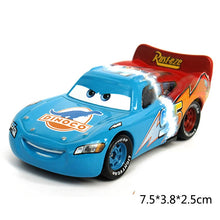 Load image into Gallery viewer, Pixar Cars 2 3 Lightning McQueen Jackson Storm