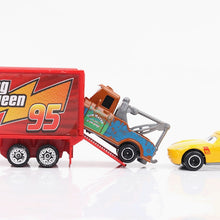 Load image into Gallery viewer, 7Pcs/set Pixar Cars 3 Lightning McQueen Jackson Storm