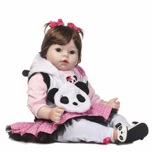 Load image into Gallery viewer, Reborn Dolls Realistic Silicone Reborn Baby toddler dolls