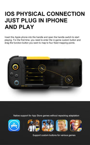 Joystick  Mobile Game Controller