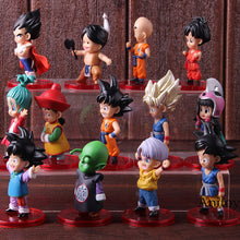 Load image into Gallery viewer, Dragon Ball Action Figures Toys 13pcs/set