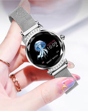Load image into Gallery viewer, Watch Women Blood Pressure Heart Rate Monitoring