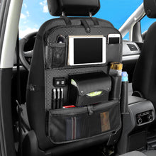 Load image into Gallery viewer, Car Rear Seat Organizer Multi Pocket Seat Back Bag