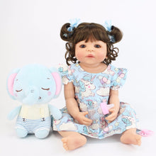 Load image into Gallery viewer, Reborn Baby Doll Toy  Bonecas Newborn Princess Babies Bebe Bathe Toy