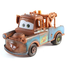 Load image into Gallery viewer, Pixar Cars 3 39Styles Lightning McQueen Mater Jackson Storm