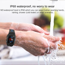 Load image into Gallery viewer, M3 GPS Smart Watch Men 1.3 Inch IP68 Waterproof Heart Rate Activity