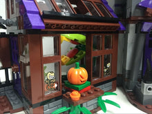Load image into Gallery viewer, Legoingly Scooby Doo Figures Mystery Mansion 75904 Building, Educational