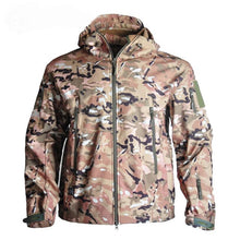 Load image into Gallery viewer, Military Tactical Set Camouflage Hunting Clothes Suits Waterproof Men