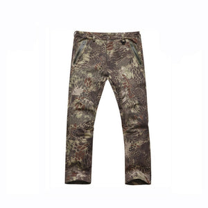 Military Tactical Set Camouflage Hunting Clothes Suits Waterproof Men