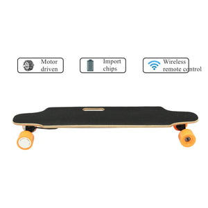15km/h Electric Skateboard Scooter Remote Control Longboard